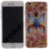 Butterfly Holder TPU Case for iPhone6 and 6 Plus
