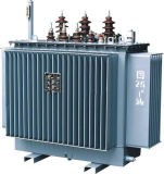 Three Phase Oil Immersed Distribution Electric Toroidal Current Hf Voltage Power Transformer