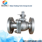 2 PC Stainless Steel Floating Ball Valve