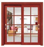 Best Price Aluminum Interior Tempered Glass Sliding Door for Villa