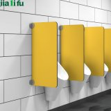Jialifu Factory Direct Sale Compact Laminate Urinal Partition