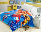Fleece Throw Blanket Soft Blanket Polyester Blanket