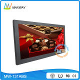 13 Inch LCD Advertising Display Screen with High Brightness Optional (MW-131ABS)
