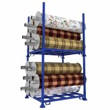 Industrial Cheap Removable Save Space Customer Size Galvanized Tyre Rack