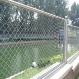 Portable Temporary Security Fence / Chain Link Fence Panel