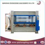 Hot Press Woodworking Machine for Table Surface