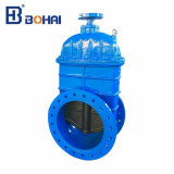 Iron Material Flanged Industrial Gate Valve