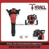1250W Professional Petrol Gasoline Rock Drill Machine