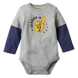 Fashion Long Sleeve Boy Cute Suit for Baby