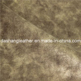 Special Have Stock PVC Synthetic Leather for Sofa (B802)