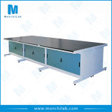 School Physics Laboratory Workbench Laboratory Furniture