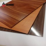 18 Years Experience 15 Years Guarantee Wood Aluminum Composite Material (ideabond hot sale)