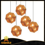 Modern Hanging E27 Copper Pendant Hanging Lamps (1113S1)