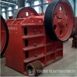 Yuhong Hot Sale Jaw Crusher PE250*400 Quartzite Jaw Crusher