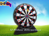 OEM inflatable dartboard/ inflatable dart target/ inflatable dart board game event