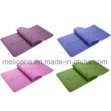 TPE Yoga Mat with Position Line Non-Slip Carpet Mat