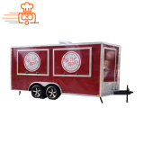 Factory Price Food Commercial Fast Street Food Trailer
