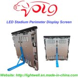 Lightwell Outdoor Electronics Digital & Stadium Perimeter Traffic Commercial Advertising LED Text Display Signs