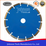 180mm Sintered Segment Saw Blade for Cutting Stone and Concrete