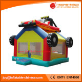 Four-Wheel Drive Inflatable Moonwalk/ Jumping Bouncer (T1-106)