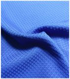 Textile 100% Polyester Fabrics, Elastic and Jacquard for Garment