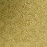 Flower Pattern Embossed PU Synthetic Leather for Upholstery (HS-M369)