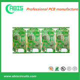 6 Layer PCB Printed Circuits Board Mobile Phone Motherboard