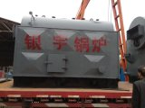 China Supplier Good Efficient Wood/Coal Fired 0.5 Ton Steam Boiler for Industry