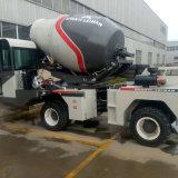 1.2 Cbm Self Loading Concrete Mixer Truck Concrete Truck Mixer Price