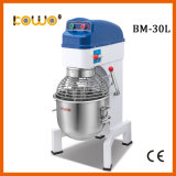 Commercial Electric Stainless Steel Cheap 30L Planetary Dough Mixer for Bakery Equipment