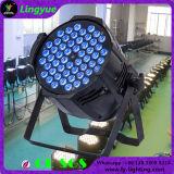 Stage DJ Cheaper 54X3w RGB 3in1 LED PAR Can Light
