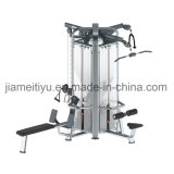 Commercial Fitness Equipment in Gym Jungle - 4 Stack