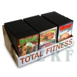 48 Count CD / DVD Display Box
