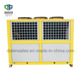 30kw Box Type Scroll Compressor Air Cooled Industrial Chiller