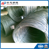 Hot Rolled Wire Rod with Galvanized Steel