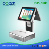 All-in-One Touch Screen Cash Register POS Scale with Printer