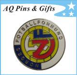 High Quality Gold Imitation Cloisonne Badge Metal Souvenir (badge-032)