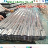 Zero/Small/Big/Regular Spangle Hot Dipped Zinc-Alum Galvanised Corrugated Steel Roofing Panel/Title Manufacturer