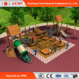 Forest Series Funny Outdoor Kids Park Climbing Playground Slide (HD-MZ065)