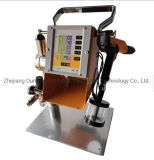 Laboratory Electrostatic Metal Powder Machine Spray Cup Gun and Controller
