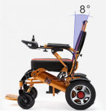 Disabled and Old People Use Lightweight Power Electric Wheelchair for Wholesale