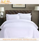 Regular White Satain 100% Cotton Bedding Set Hotel Supply for Hotel Linen Hospital Linen