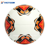 Custom Logo Design Durability TPU Leather Football