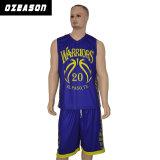 Fashion Plain Cusotmized Men's Team Basketball Sports Wear (BK028)