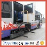 CE Scissor Wheelchair Lifter for Bus Hydraulic Wheelchair Lift
