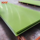 Colorful Polyester 12 mm Corian Prices Solid Surface Artificial Stone