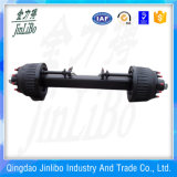 Good quality Germany 12 14 16t Axle Sales to Iraq
