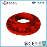 Grooved Fitting Flange Fire Adaptor