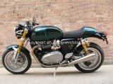 Factory Supplier New Fashion Thruxton 1200 R Competition Green Motorcycle
