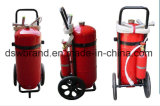Foam Fire Extinguisher Trolley Equipment